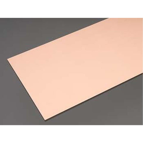 K&S COPPER SHEET METAL .016in - (1 SHEET PER BAG)