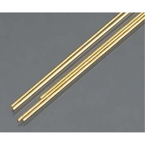 K&S BRASS TUBE 1.0mm DIAMETER - (5 PIECES)