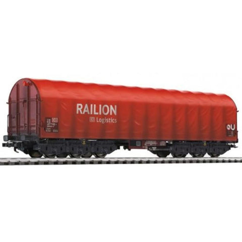LILIPUT Steel Transport Wagon RAILION DB DB Ep.V - Weathered