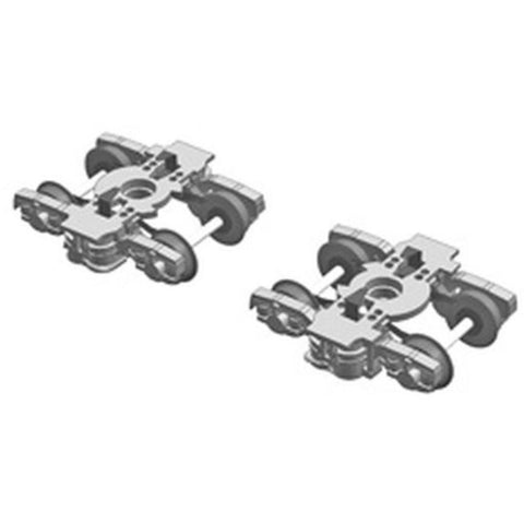 LILIPUT Bogie Conversion Set from HOe to HOm for L344520/30