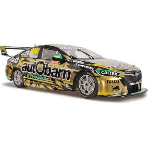 CLASSIC CARLECTABLES 1/64 Lowndes Final Race ZB Commodore