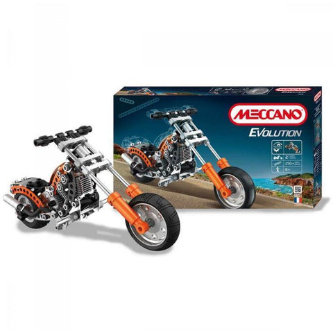 MECCANO Evolution Chopper Bike
