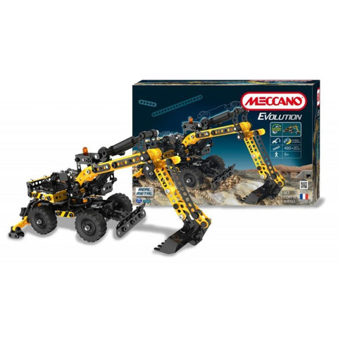 MECCANO EVOLUTION EXCAVATOR