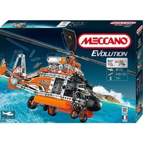 MECCANO EVOLUTION HELICOPTER