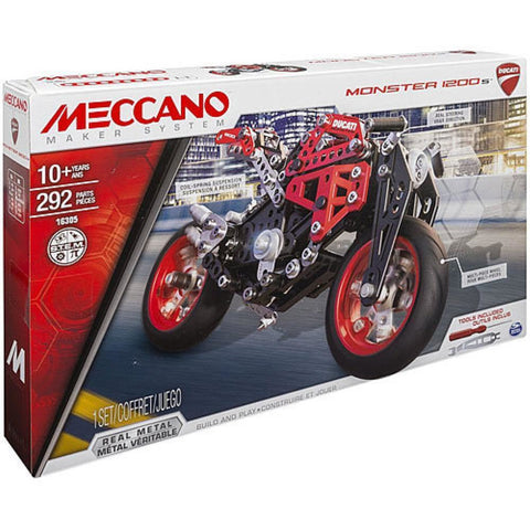MECCANO Monster 1200s ( Ducati )