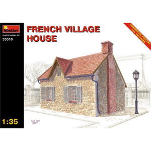 MINIART 1/35 French VillageHouse