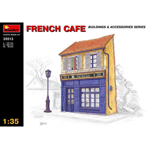 MINIART French Caf