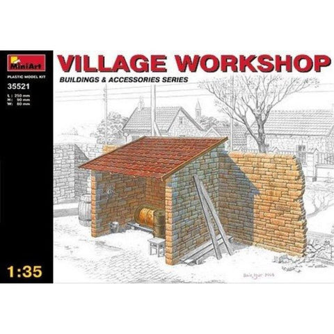 MINIART Village Workshop