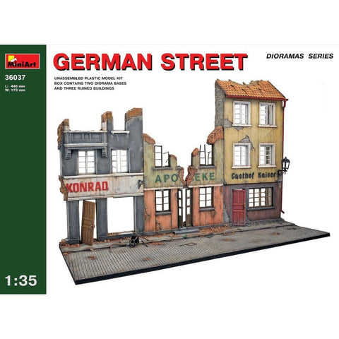 MINIART German Street