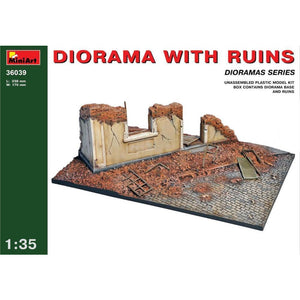 MINIART Diorama with Ruins