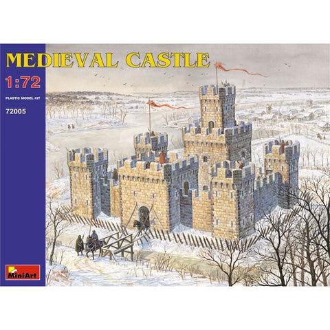 MINIART MedievalCastle.