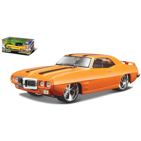MAISTO 1:24 1969 Pontiac Firebird (MA31040) - Hearns Hobbies Melbourne - MAISTO