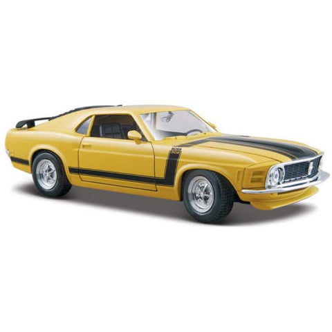 MAISTO 1:24 1970 Ford Mustang Boss 302 SP A