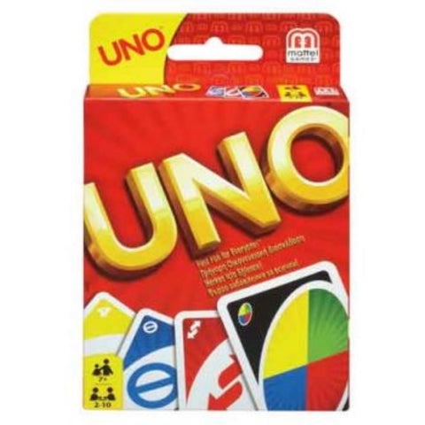 HASBRO UNO CARD GAME (MATW2087)