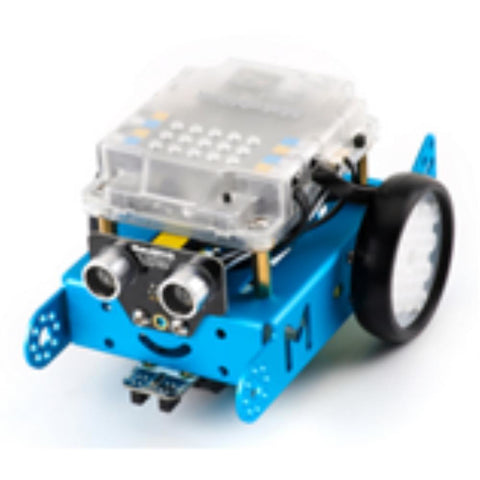 MAKEBLOCK mBot V1.1-Blue(Bluetooth Version) (MB-90053) - Hearns Hobbies Melbourne - MAKEBLOCK