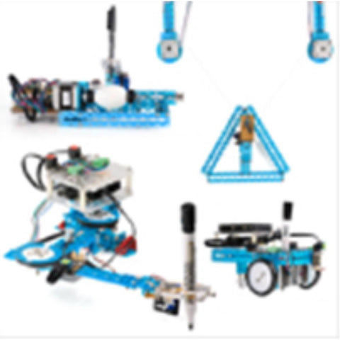 MAKEBLOCK mDrawBot Kit-Blue (MB-90070) - Hearns Hobbies Melbourne - MAKEBLOCK