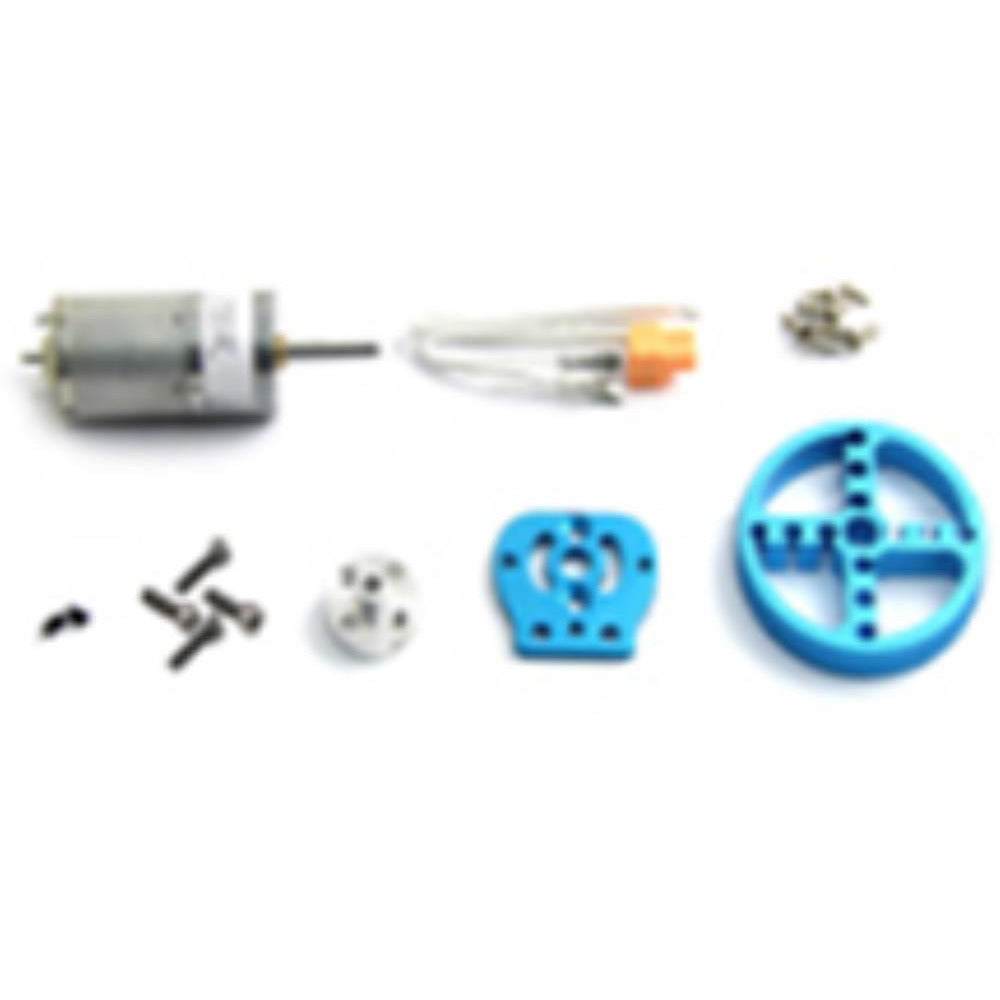 Makeblock 25mm DC Motor Pack-Blue MB95010