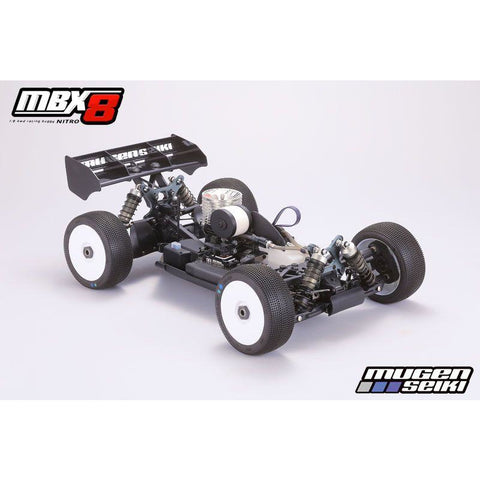 Mugen Seiki MBX8 1/8 Off-Road Competition Nitro Buggy Kit ( MUGE2021 )
