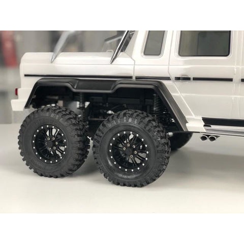 Image of TRAXXAS TRX-6 MERCEDES-BENZ G 63 AMG 6X6 - HEARNS EXCLUSIVE WHITE