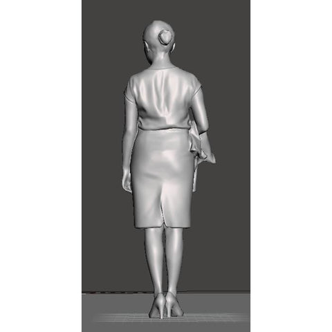 Image of Hearns Workshop 1/48 Lady in Dress