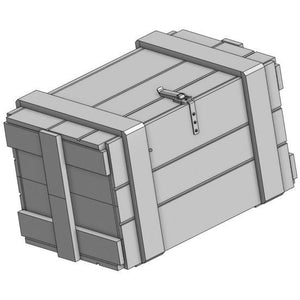 HWS 1/35 WWII Allied Crates
