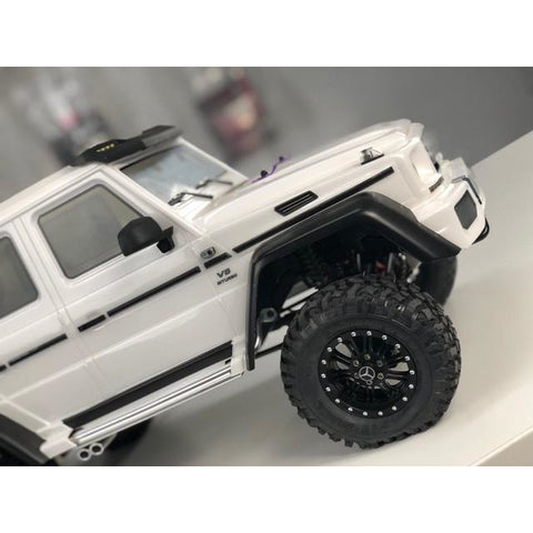TRAXXAS TRX-6 MERCEDES-BENZ G 63 AMG 6X6 - HEARNS EXCLUSIVE WHITE