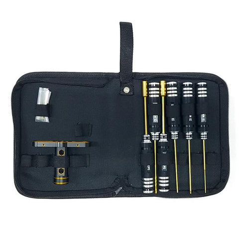 Image of NINESTEPS Classic RC Tool 7 Pcs Tool Set.