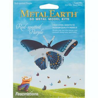 Metal Earth - Butterfly Red Spotted Purple