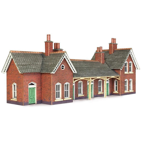 METCALFE Country Station N Scale