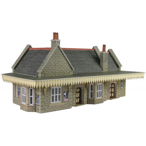 METCALFE Wayside Station N Scale