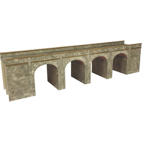 METCALFE Stone Viaduct N Scale