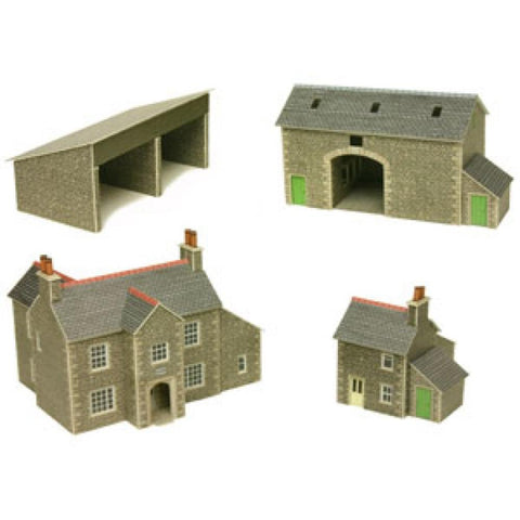 METCALFE Manor Farm N Scale