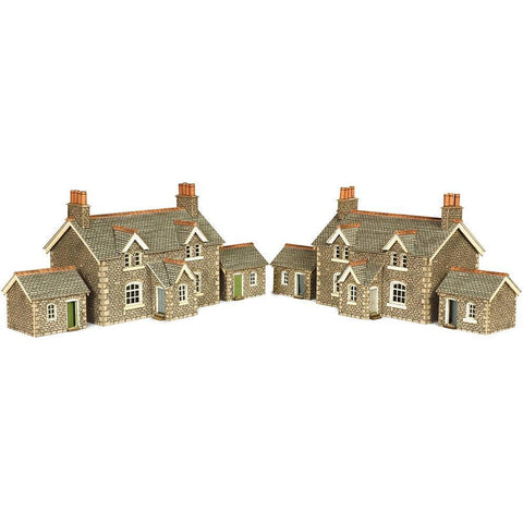 METCALFE N Workers Cottage (2 Sets)