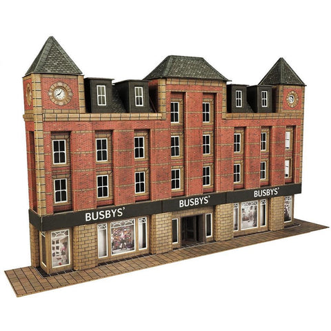 METCALFE Low Relief Department Store N Scale