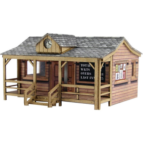 METCALFE Wooden Pavilion N Scale