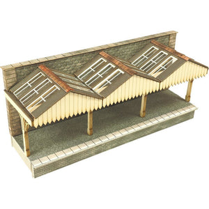 METCALFE Wall Backed Platform Canopy (MET-PN941)