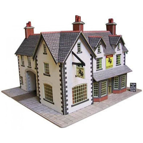 METCALFE Coaching Inn HO Scale