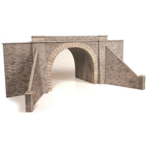 METCALFE Double Track Tunnel Entrance HO Scale