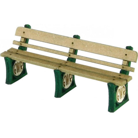 METCALFE GWR BENCHES - Hearns Hobbies Melbourne - METCALFE