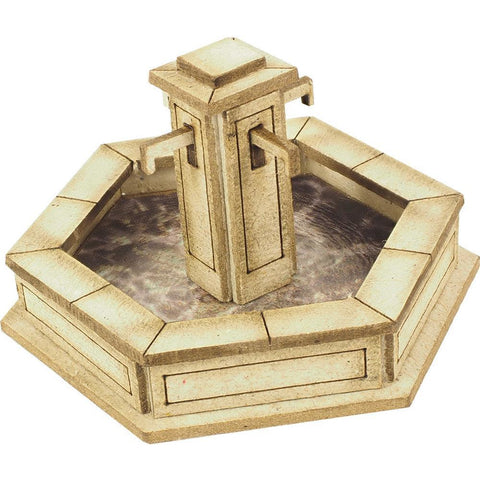 METCALFE OO Stone Fountain