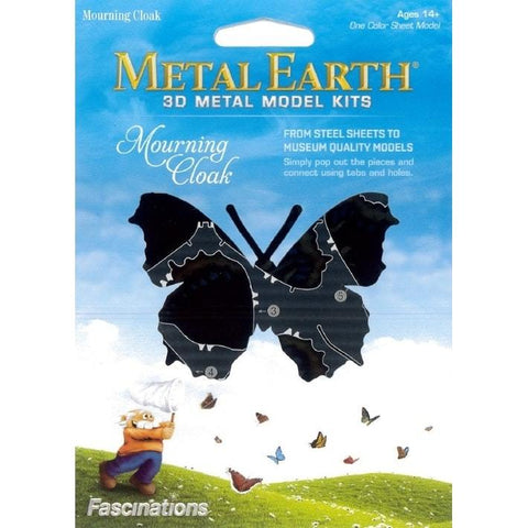 Metal Earth - Butterfly Mourning Cloak
