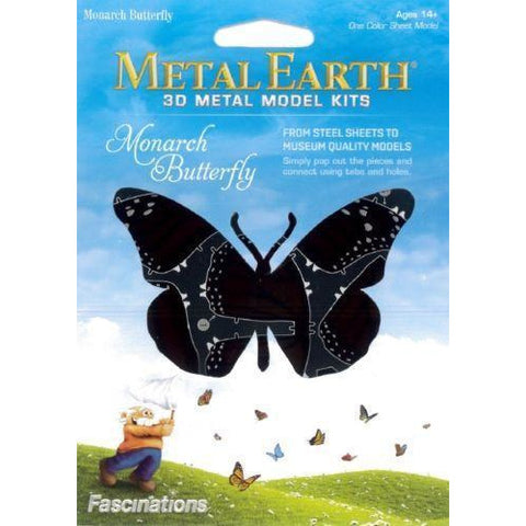 Metal Earth - Butterfly Monarch