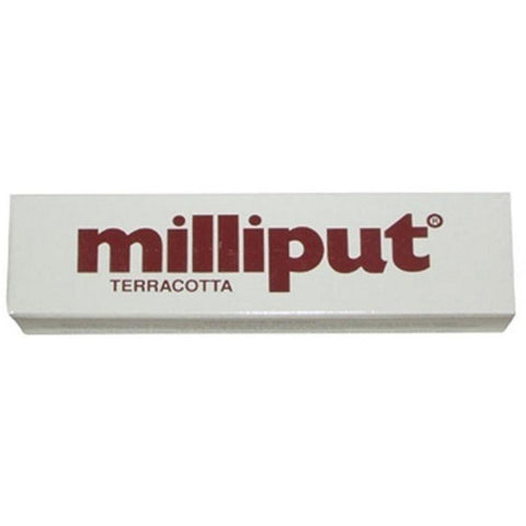 MILLIPUT TERRACOTTA 2-PART EPOXY PUTTY