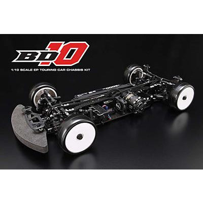 YOKOMO 1/10 scale EP touring car kit BD10 2020