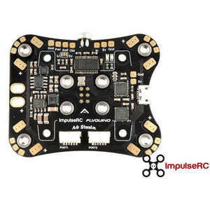 IMPULSERC Mr Steele Alien PDB Kit for KISS with OSD and Mic