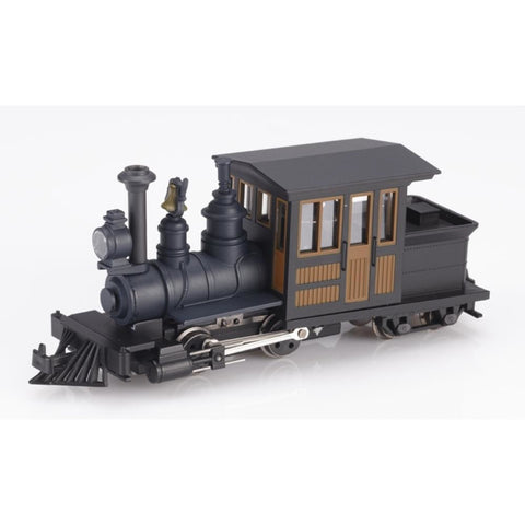 MINITRAINS Forney 0-4-4T Loco - Black (Unlettered)
