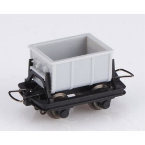 MINITRAINS Cement Cars - 4 Pack
