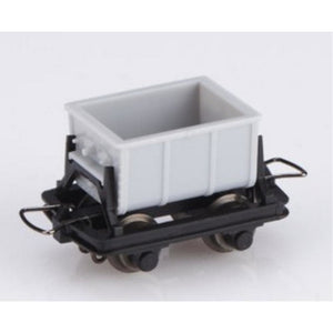 MINITRAINS OO9 Cement Cars - 4 Pack