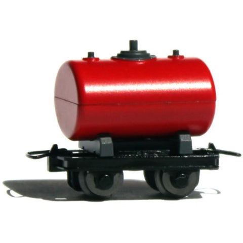 MINITRAINS Tank Cars Red - 2 Pack