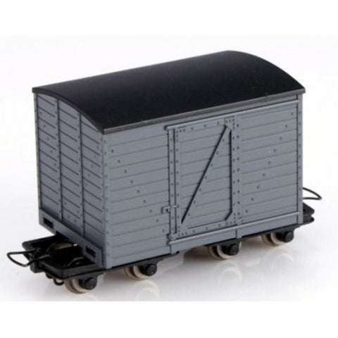 MINITRAINS OO9 Box Car - Grey